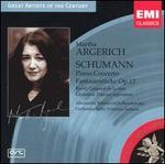 Schumann: Piano Concerto; Fantasiestücke, Op.12