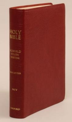 Scofield III Study Bible-NIV - Scofield, C I (Editor)