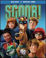 Scoob! [Includes Digital Copy] [Blu-ray]