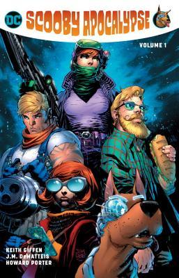 Scooby Apocalypse, Volume 1 - Giffen, Keith