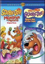 Scooby-Doo and the Monster of Mexico/What's New Scooby-Doo?, Vol. 1: Space Ape at the Cape
