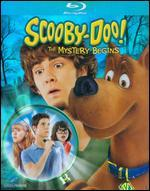 Scooby-Doo!: The Mystery Begins [2 Discs] [Blu-ray/DVD]