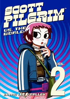Scott Pilgrim Vs. the World - O'Malley, Bryan Lee