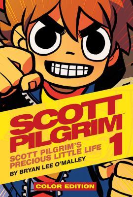 Scott Pilgrim's Precious Little Life - O'Malley, Bryan Lee