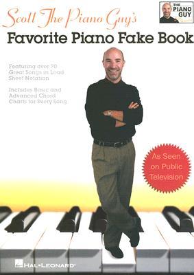Scott the Piano Guy's Favorite Piano Fake Book - Houston, Scott