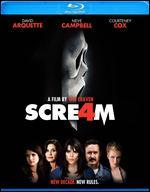 Scream 4 [Blu-ray] - Wes Craven