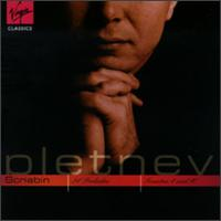 Scriabin: 24 Preludes; Piano Sonatas 4 & 10 - Mikhail Pletnev (piano)