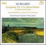Scriabin: Symphony No. 3 'Le Divine Poème'