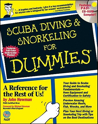 Scuba Diving & Snorkeling for Dummies - Newman, John, and Newman, Michael (Foreword by)