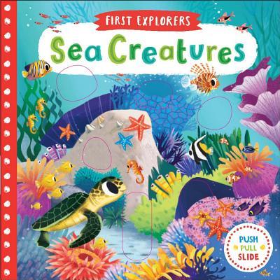 Sea Creatures - Chorkung (Illustrator)