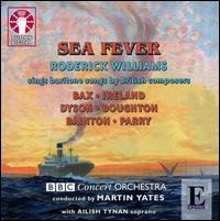 Sea Fever: Roderick Williams Sings Baritone Arias by British Composers - Ailish Tynan (soprano); Roderick Williams (baritone); BBC Concert Orchestra; Martin Yates (conductor)