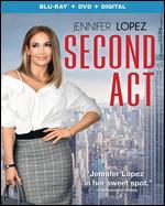 Second Act [Includes Digital Copy] [Blu-ray/DVD]