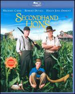 Secondhand Lions [Blu-ray] - Tim McCanlies