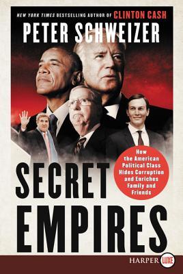 Secret Empires LP - Schweizer, Peter