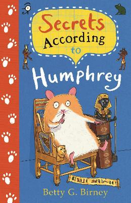 Secrets According to Humphrey - Birney, Betty G.