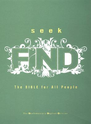Seek Find-CEV: The Bible for All People - Putnam Praise (Creator)