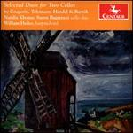 Selected Duos for Two Cellos by Couperin, Telemann, Handel & Bartók