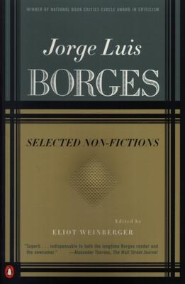 Selected Non-Fictions: Volume 3 - Borges, Jorge Luis