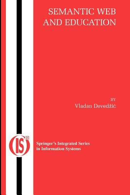 Semantic Web and Education - Devedzic, Vladan