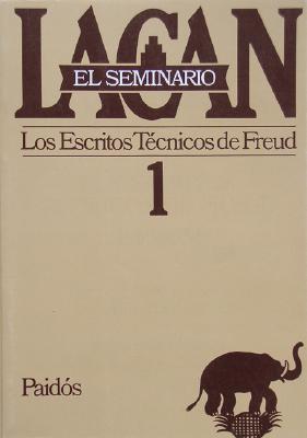 Seminario 1 Los Escritos Tecnicos de Freud - Lacan, Jacques, Professor