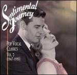 Sentimental Journey, Vol. 2