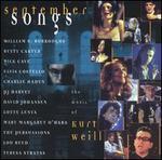 September Songs: The Music of Kurt Weill