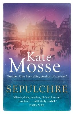 Sepulchre - Mosse, Kate