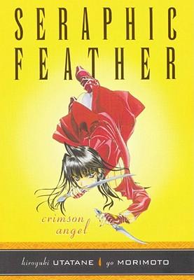Seraphic Feather Volume 1: Crimson Angel - Dark Horse Comics