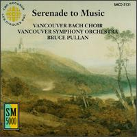 Serenade to Music - Alexander Skvortsov (violin); Bette Cosar (soprano); Delia Wallis (mezzo-soprano); Edd Wright (tenor); Gary Dahl (bass);...