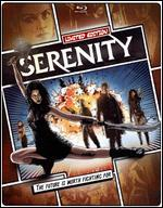 Serenity [SteelBook] [Includes Digital Copy] [Blu-ray/DVD] [2 Discs]