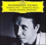Sergei Rachmaninov: Symphony No. 3; Symphonic Dances - Russian National Orchestra; Mikhail Pletnev (conductor)
