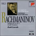 Sergei Rachmaninov: The Complete Solo Piano Music, Volume 3