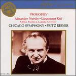 Sergey Prokofiev: Alexander Nevsky; Lieutenant Kij�; Mikhail Glinka: Russlan & Ludmila Overture