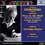 Sergey Prokofiev: Peter & the Wolf; Fikret Amirov: Azerbaijan Mugam; Works by Chopin