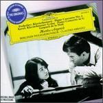Sergey Prokoviev: Piano Concerto No. 3; Ravel: Piano Concerto in G; Saspard de la Nuit