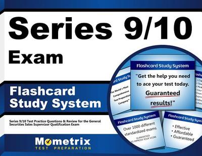 Series 9/10 Exam Flashcard Study System: Series 9/10 Test Practice Questions & Review for the General Securities Sales Supervisor Qualification Exam - Series 9; Editor-10 Exam Secrets