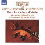 Servais: Duos for Cello & Violin