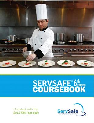 ServSafe Coursebook with Answer Sheet - National Restaurant Association