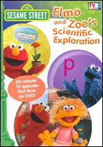 Sesame Street: Elmo and Zoe's Scientific Exploration - Tim Carter