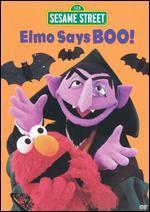 Sesame Street: Elmo Says Boo