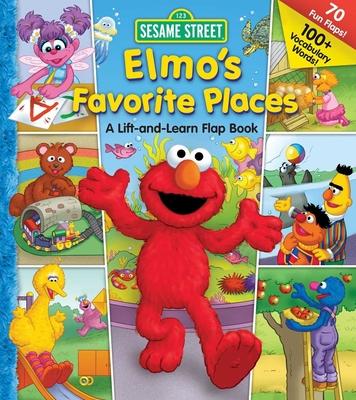 Sesame Street Elmo's Favorite Places - Monica, Carol