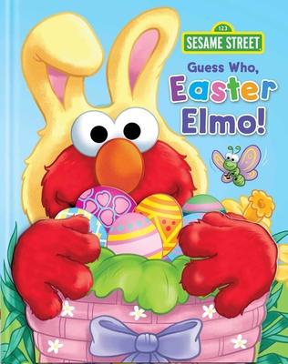 Sesame Street: Guess Who, Easter Elmo! - Mitter, Matt