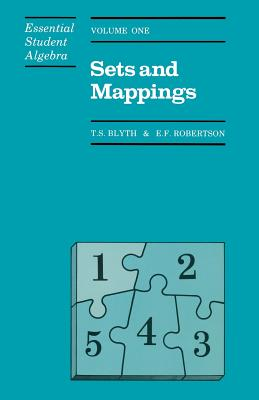 Sets and Mappings - Blyth, T. S.