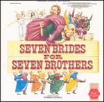 Seven Brides for Seven Brothers (Original London Cast) - Andrew Grainger (vocals); Andy Hepton (trumpet); Anita Nelson (vocals); Anna Rees (vocals); Brian Walton (vocals);...