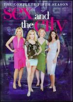 Sex and the City: The Complete Fifth Season [2 Discs] [Emmy Tip-On Cover]