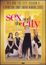 Sex and the City: The Complete Fourth Season [3 Discs] [Emmy Tip-On Cover]