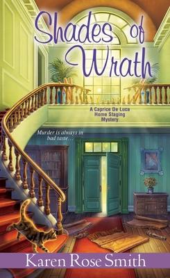 Shades Of Wrath - Smith, Karen Rose