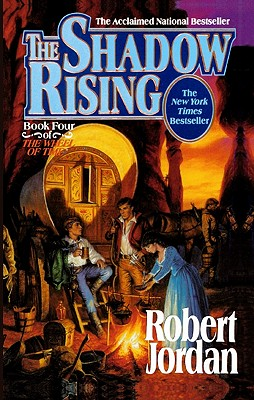Shadow Rising - Jordan, Robert