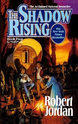 Shadow Rising - Jordan, Robert