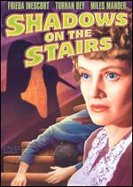Shadows on the Stairs - David Ross Lederman